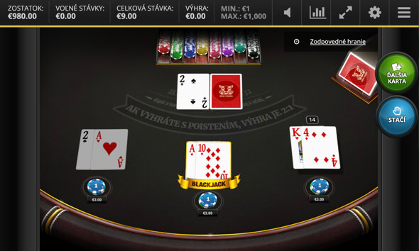 Blackjack (Eso+10)