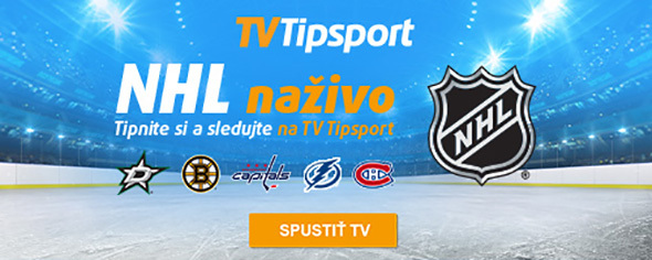 NHL naživo na Tipsport TV